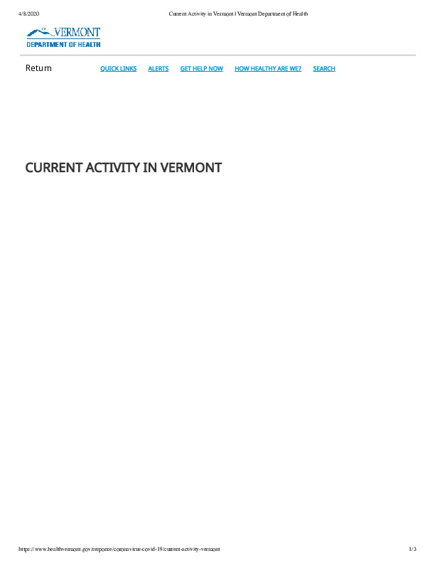Health Dept Current Activity.pdf